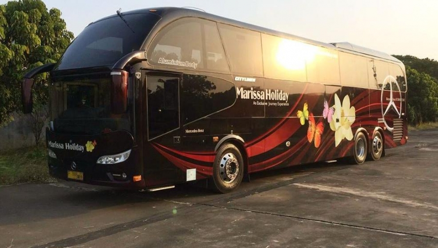 Tips Traveling Naik Bus Versi PO Marissa Holiday