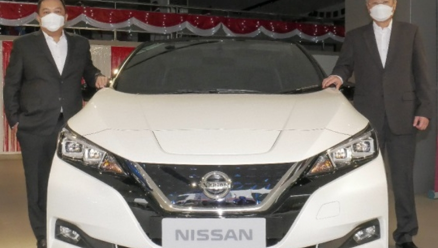 Nissan Luncurkan The All-New Nissan LEAF
