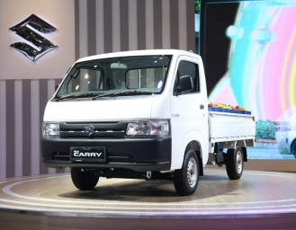 Diler Suzuki di Bima Jual New Carry Pick Up