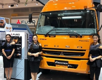 Menilik Line-up Fighter, Petarung Mitsubishi Fuso di Segmen Truk Medium Duty